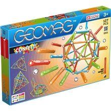 Geomag Confetti 127 osaa