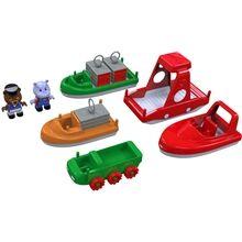 Aquaplay Boat Set