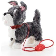 Happy Pets Walk Along Puppy Grey & White