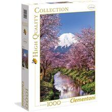 Clementoni Palapeli 1000 Palaa Fuji Mountain