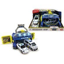 Dickie Toys Command Unit Poliisiasema