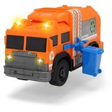 Dickie Toys Action Series Kierrätysauto