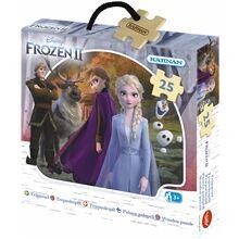 Egmont Kärnan Rasiapalapeli 25 Palaa Frozen