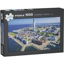Egmont Kärnan Palapeli 1000 Palaa Turning Torso
