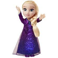 Jakks Pacific Frozen 2 Elsa äänellä ja valoilla