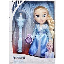Jakks Pacific Frozen 2 Toddler Doll Elsa + sauva