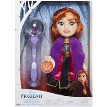 Jakks Pacific Frozen 2 Toddler Doll Anna + sauva