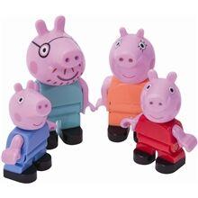Peppa Pig PlayBIG Bloxx Greta Possun perhe