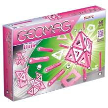 Geomag Pink 68 1 set