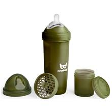 Herobility Baby Bottle 340 ml Army Green