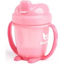 Herobility Sippy Cup 140 ml Pink