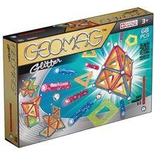 Geomag Panels Glitter 68 osaa 1 set