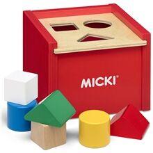 Micki Palikkalaatikko, classic