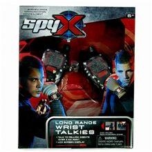 SpyX Wrist Walkie Talkie