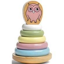 Micki Pinottava lelu Pöllö Pastelli