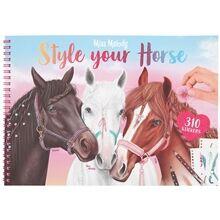 Miss Melody Style Your Horse Värityskirja