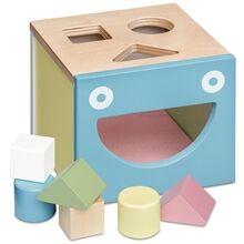 Micki Pastell-palikkalaatikko