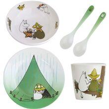 Rätt Start Muumi Camping 5-Osaa 1 set