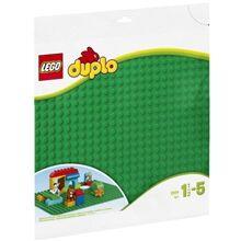 Lego 2304 LEGO DUPLO Suuri vihreä rakennuslevy