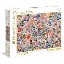 Clementoni Palapeli 1000 palaa Stamps