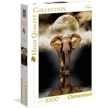 Clementoni Palapeli 1000 palaa The Elephant
