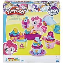 Play-Doh My Little Pony Pinkie Pie Cupcake