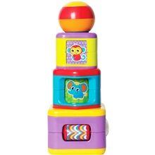 Playgro Stacking Tower