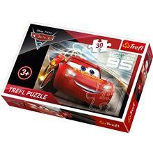 Trefl Palapeli 30 palaa - Cars3 Lightening McQueen