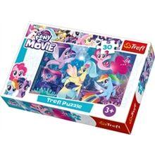 Trefl Palapeli 30 palaa - My little Pony Join the Fun