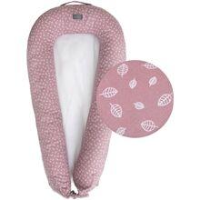 Vinter & Bloom Nordic Leaf Sleep Nest Soft Pink