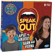 Hasbro Speak Out Kids vs. Parents