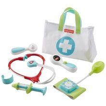 Fisher-Price Medical Kit, Punainen 1 set