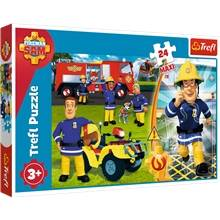 Trefl Palapeli 24 Palaa Maxi Fireman Sam