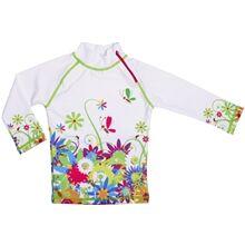 Swimpy UV-paita Flowers 86-92 CL