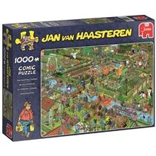 Jan Van Haasteren Palapeli 1000 palaa - Vegetable Garden
