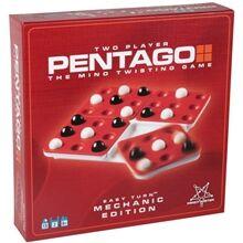 Mindtwister Pentago Mechanic