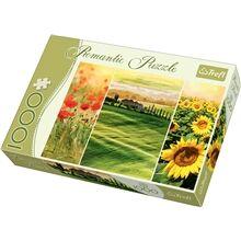 Trefl Palapeli 1000 palaa - Romantic Sunny Tuscany