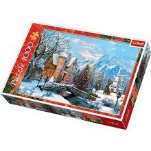Trefl Palapeli 1000 palaa - Winter Landscape