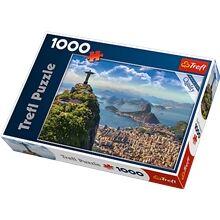 Trefl Palapeli 1000 Palaa Rio de Janeiro
