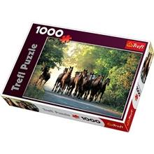 Trefl Palapeli 1000 Palaa Thoroughbred Stallions