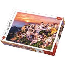 Trefl Palapeli Sunset over Santorini 1000 palaa