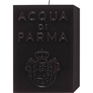 Acqua di Parma Asusteet Kynttilät Musta kuutiokynttilä Ambra 1 Stk.