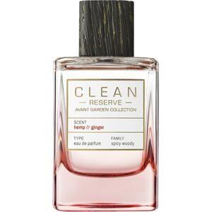 CLEAN Reserve Avant Garden Collection Hemp & Ginger Eau de Parfum Spray 100 ml