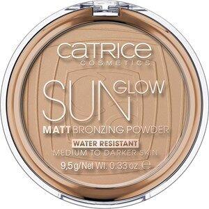 Catrice Iho Bronzer Sun Glow Matt Bronzing Powder No. 035 Universal Bronze 9,50 g
