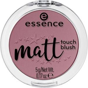 Essence Iho Puuteri ja poskipuna Matt Touch Blush Nr. 60 Cherry Me Up! 5 g