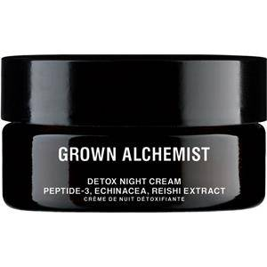Grown Alchemist Gesichtspflege Night Care Detox Night Cream 40 ml