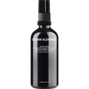 Grown Alchemist Gesichtspflege Facial Cleanser Detox Toner 100 ml