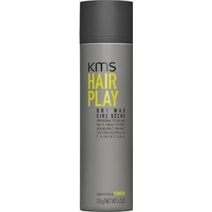 KMS Hiukset Hairplay Dry Wax 150 ml