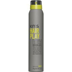 KMS Hiukset Hairplay Playable Texture 200 ml