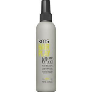 KMS Hiukset Hairplay Sea Salt Spray 200 ml